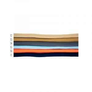 Kleur rond elastiek