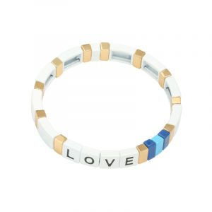 armband colourful love