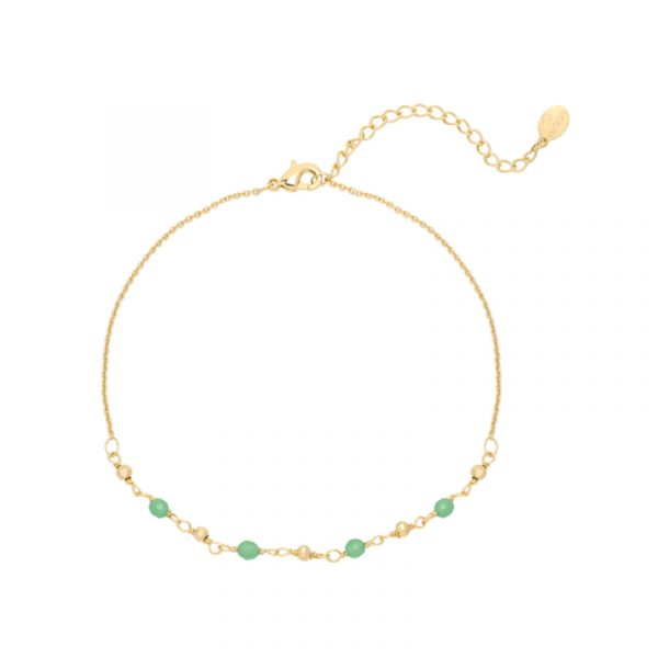 Enkelband Small Beads
