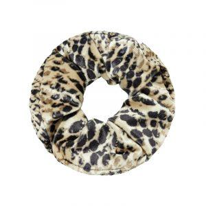scrunchie velvet snake