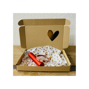 Giftbox Love. Armband en parfum verstuiver