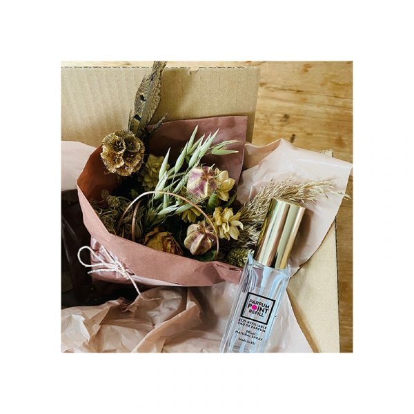 Flower Giftbox met parfum